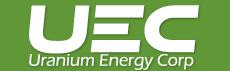 Uranium Energy Corp - UEC